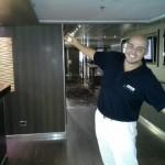 CRUCERO LE BOREAL 5) Suite life