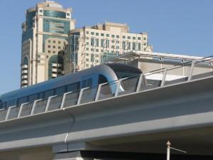 14) Metro de Dubai (Copy)