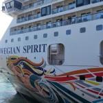 Visitando el Norwegian Spirit
