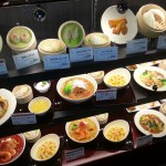 Comida de plástico de Japón