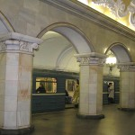 Guía del metro de Moscú
