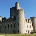 Visitando el Chateau Roquetaillade