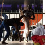Salvador cuna de la Capoeira