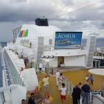 VIDEOREPORTAJE. ¿Qué hacer en un Aida Cruises en 24 horas?