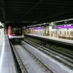 Llega el metro al Aeropuerto de Barcelona.