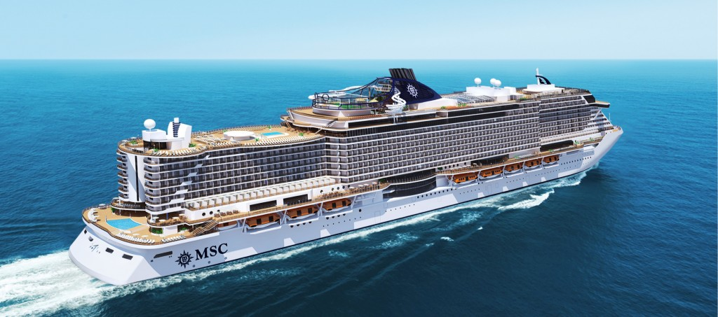 MSC-Seaside-project-3