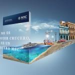 Presentado el nuevo catálogo de MSC Cruceros