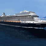Holland America recibe el Ms Koningsdam
