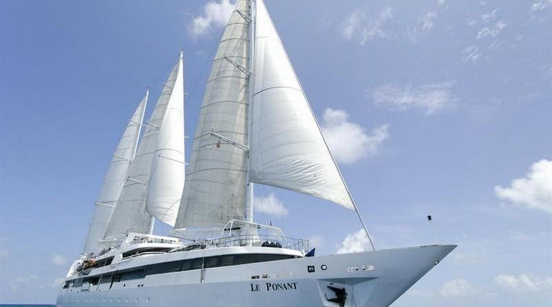 Embarque en el velero LE PONANT