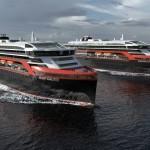 Hurtigruten encarga dos barcos de exploración