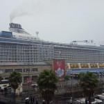 Visitando el Ovation of the Seas