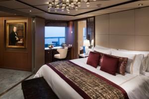Koiningsdam_Pinnacle-Suite_Bedroom_604