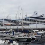 Visitando el Oceania Sirena