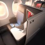Delta Airlines introduce suites en Business Class
