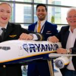 Ryanair: Nuevos aviones, más empleos