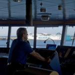Balearia instala nuevos equipos meteorológicos.
