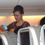 Cinco formas de enfadar a un auxiliar de vuelo
