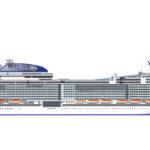 MSC Cruceros presenta a dos nuevos barcos