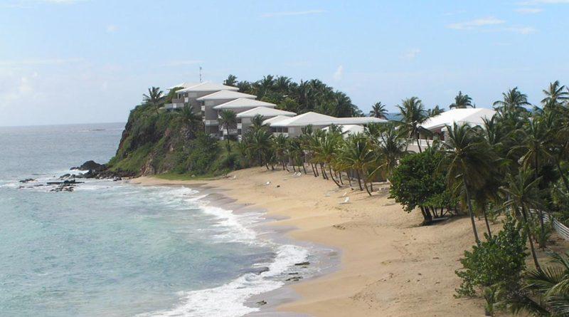 ANTIGUA: Británica y africana en el centro del Caribe.