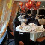 OCEANIA RIVIERA: Grand Dining Room: ¿Menú guarro o limpio?