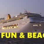 COSTA NEORIVIERA: Comienzan los cruceros desde Tarragona.