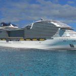 World Class. Nuevos barcos para MSC Cruceros
