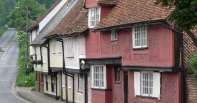SAFFRON WALDEN: Un idílico pueblo inglés