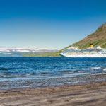 COSTA MAGICA EN ISLANDIA según Manuel Lodeiros