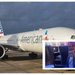 AMERICAN AIRLINES BUSINESS según Jean Pierre