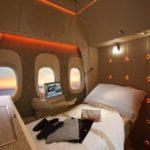 EMIRATES lanza su lujosa nueva suite en el B777