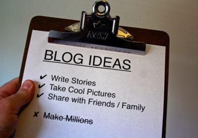 5 artículos que no verás en mi web en 2018