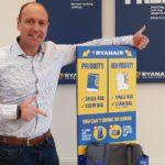 Cambio en la política de equipaje de RYANAIR