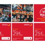 """Iberia lanza campaña de precios """"ganga"""""""
