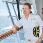 Aida nombra a su primera mujer capitán.