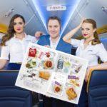 Ryanair introduce menús más sanos