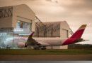 El primer A350 de Iberia se llamará Plácido Domingo