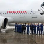 Iberia recibe su primer A320neo