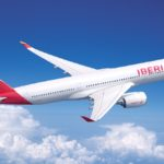 IBERIA recibe su primer A350