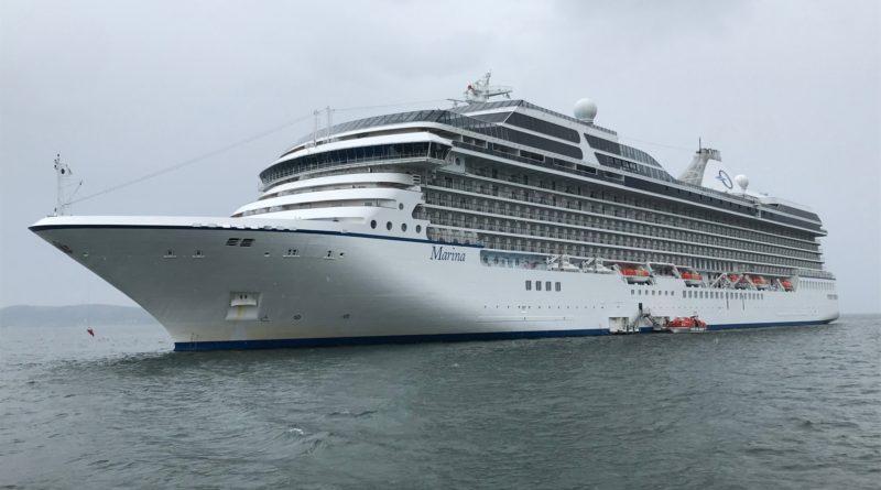 Cinco lugares maravillosos del Oceania Marina