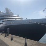 El novísimo Le Laperouse llega a Coruña
