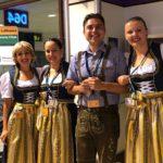 Lufthansa celebra la OktoberFest en Madrid