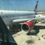 Volando con Air Canada Rouge