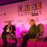 El presidente de Silversea participa en el Cruise Summit