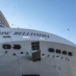 Entrega del MSC Bellissima