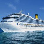 Costa Cruceros comienza la operativa en Tarragona