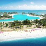 Msc Cruceros presenta su isla privada