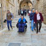 La Ciudad Vieja de Jerusalén, ahora más accesible para las personas con movilidad reducida y discapacidad visual