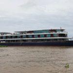 INDOCHINE II: Un delicioso barco fluvial boutique