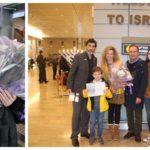 Israel recibe al turista español 100.000