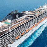 Msc Cruceros adelanta la programación de invierno 2020-2021